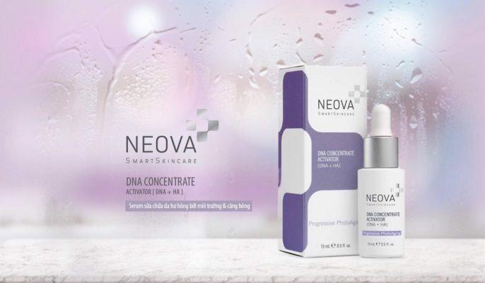Serum phục hồi da hư tổn Neova DNA Concentrate Activator