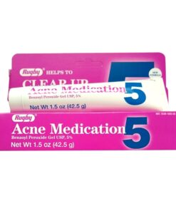 Rugby Acne Medication 5%