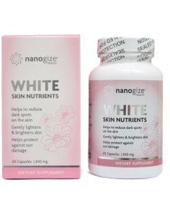 Nanogize Health White Skin Nutrients