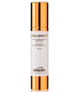 Swissline Cell Shock Total Resurface Emulsion SPF15